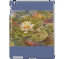 Pond in Summer iPad Case/Skin