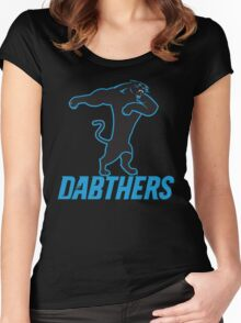 Carolina DABthers Women's Fitted Scoop T-Shirt