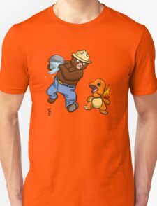 Pokemon Fire Starter T-Shirt