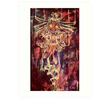 Skull Kid - Majora's Mask (Legend of Zelda) Art Print