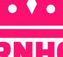 Cornhole queen Sticker