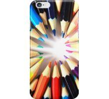 Colored Pencils iPhone Case/Skin