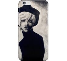 Holly French Girl iPhone Case/Skin