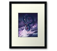 Spirited Away Print Framed Print