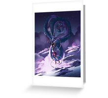 Spirited Away Print Greeting Card