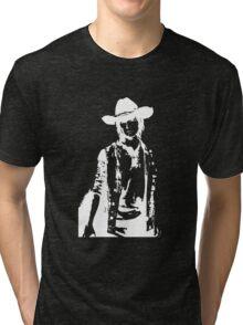 The Walking Dead - Carl Grimes Tri-blend T-Shirt