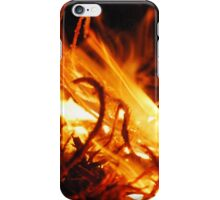 Sizzling Pine iPhone Case/Skin
