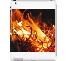 Sizzling Pine iPad Case/Skin