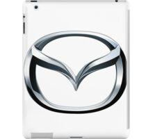Mazda Badge iPad Case/Skin