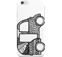 Rickshaw Run iPhone Case/Skin