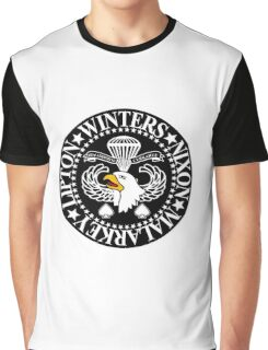 Band of Brothers Crest Graphic T-Shirt