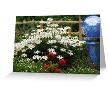 Shasta Garden - Daisies Greeting Card