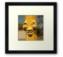 Wacky Pencil Framed Print