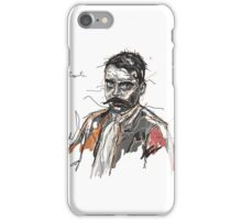 Zapata iPhone Case/Skin