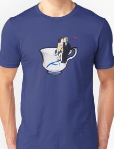 Our chipped cup. ❤ Unisex T-Shirt