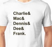 It's Always Sunny - The Gang Unisex T-Shirt