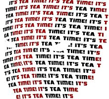 It's Tea Time! by Tea Time With Deadpool