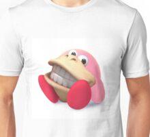 Donkey Kong Kirby Hybrid Unisex T-Shirt