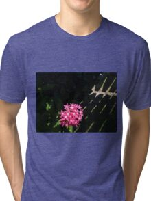 By the side gate Tri-blend T-Shirt