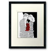 Yin Needs Yang 2.0 Framed Print