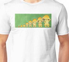 Mushroom Growth Unisex T-Shirt