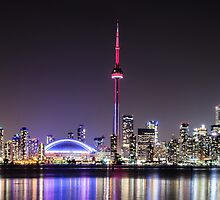 Curtains, Lights, Ladies and Gentlemen introducing Toronto   by dianasimply