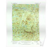 New York NY Newcomb 137409 1954 62500 Poster
