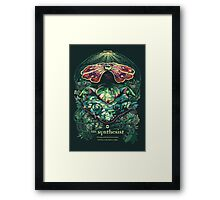 Green: The Synthesist Framed Print