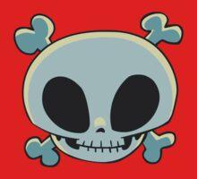 Jolly Skull Baby Tee