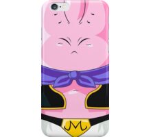Majin buu fan art iPhone Case/Skin