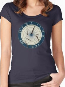 Timey Lordy Women's Fitted Scoop T-Shirt
