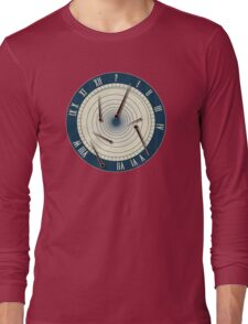 Timey Lordy Long Sleeve T-Shirt