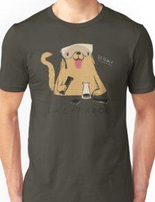lab-rador Unisex T-Shirt