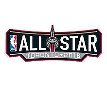NBA All-star 2016 Toronto Photographic Print