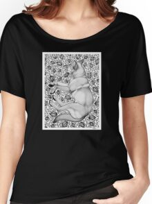 Dingo Dreaming Women's Relaxed Fit T-Shirt