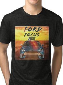 Ford Focus RS Tri-blend T-Shirt