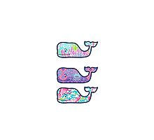 Lilly Pulitzer Vineyard Vines by Srat Sarah