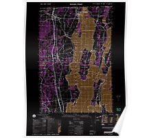 New York NY Rouses Point 136875 2000 50000 Inverted Poster