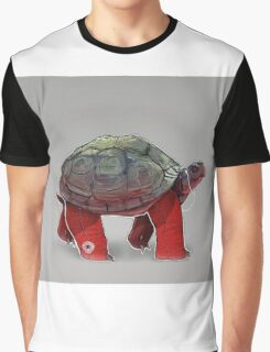tortoise Graphic T-Shirt