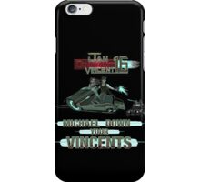 Rick and Morty: Jan Quadrant Vincent 16 iPhone Case/Skin