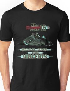 Rick and Morty: Jan Quadrant Vincent 16 Unisex T-Shirt