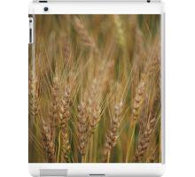Wheat Field iPad Case/Skin