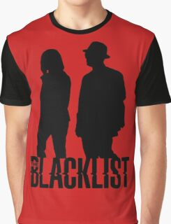 Red and Liz Silhouettes  Graphic T-Shirt