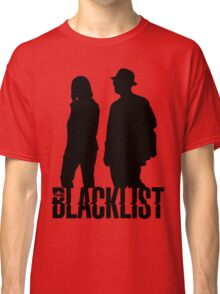 Red and Liz Silhouettes  Classic T-Shirt