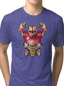 Chrono Trigger - Gato Tri-blend T-Shirt
