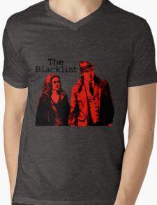 Red & Liz  Mens V-Neck T-Shirt