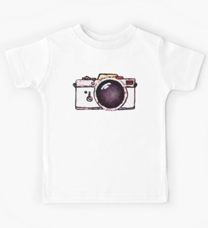 The One With The Camera Kids Tee