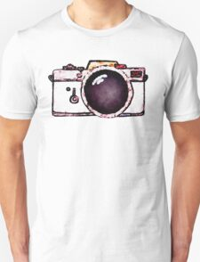 The One With The Camera T-Shirt