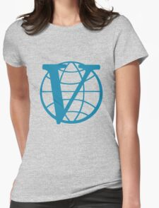 Venture Industries Womens Fitted T-Shirt