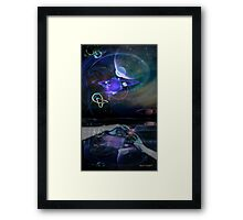 All You Touch Framed Print